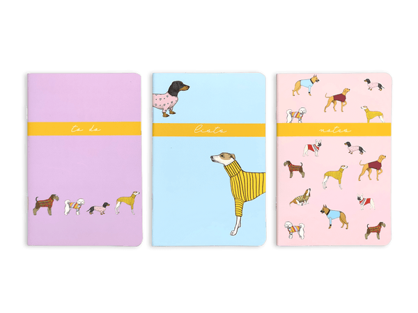 Best stationary for dog lovers