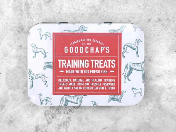 Goodchaps Treat Tin - Doghouse