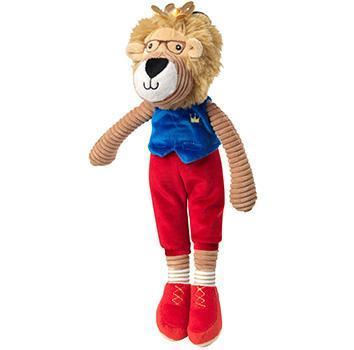 Majestic Lion With Crown Dog Toy - Doghouse