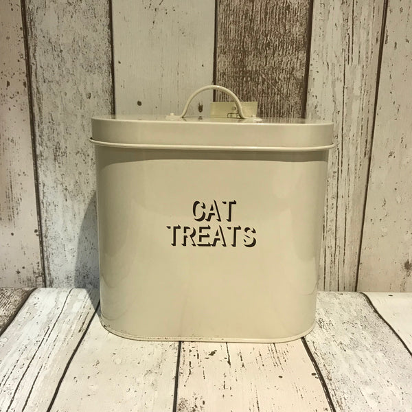 Cat Treats Tin - Doghouse