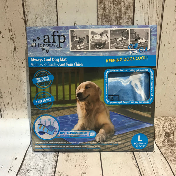 Always Cool Gel Dog Mat - Doghouse