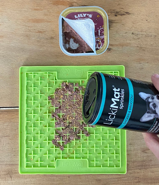 LickiMat™ Sprinkles - Boredom Treats for Dogs - Doghouse