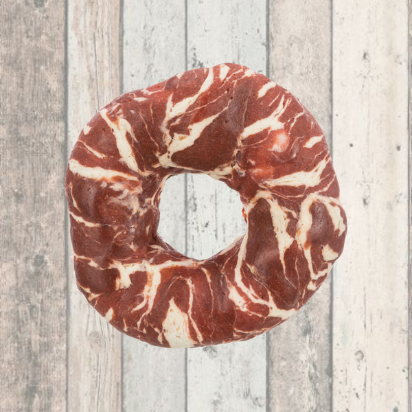 Marbled Beef Doughnut