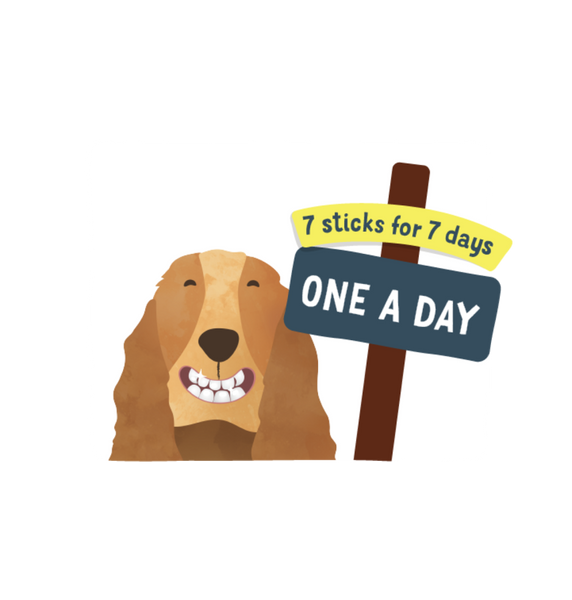 Doggy Dental Sticks - Doghouse