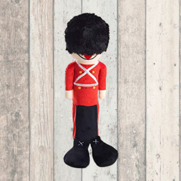 London Guard Soldier Dog Toy