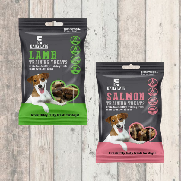 Grain Free Meat Training Treats