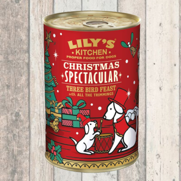 Lily's Kitchen Christmas Cracker for Dogs - Doghouse