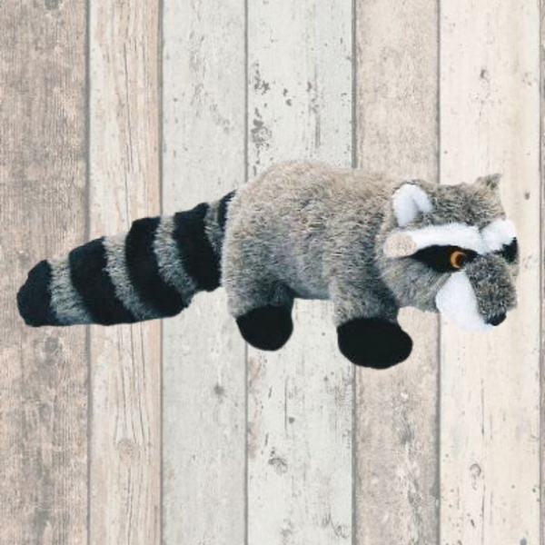 Ricky The Raccoon Toy - Doghouse
