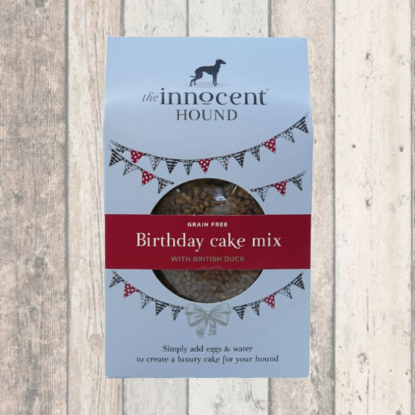 Birthday Cake Mix for Dogs - Doghouse