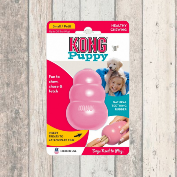 Puppy Kong Toy - Doghouse