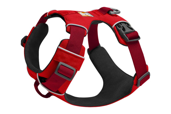 NEW Ruffwear Front Range® Dog Harness in Sumac Red - Doghouse