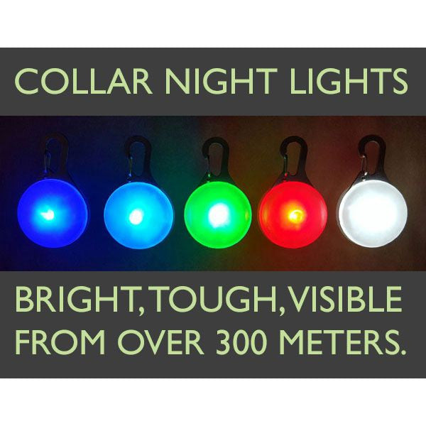 Collar Night Light - Doghouse