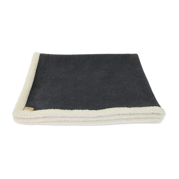 Sherpa Fleece Blanket - Doghouse