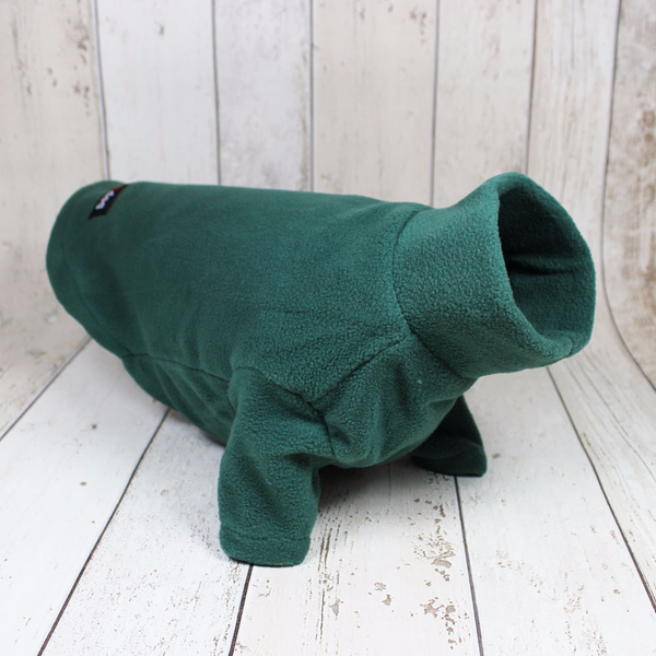 Fleece Dog Jumper