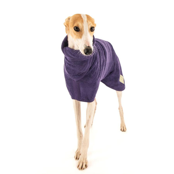 The Ultimate Dog Drying Coat - Heather - Doghouse