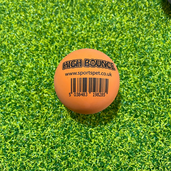 SportsPet High Bounce Rubber Ball
