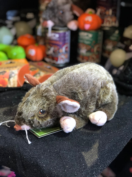 Country Rat Dog Toy