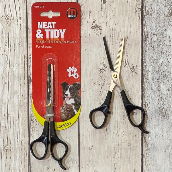 Single Thinning Scissors - Doghouse