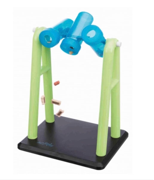 Turn Around Treat Activity Toy - Doghouse