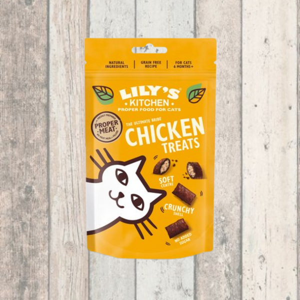 Lily's Kitchen Cat Treats