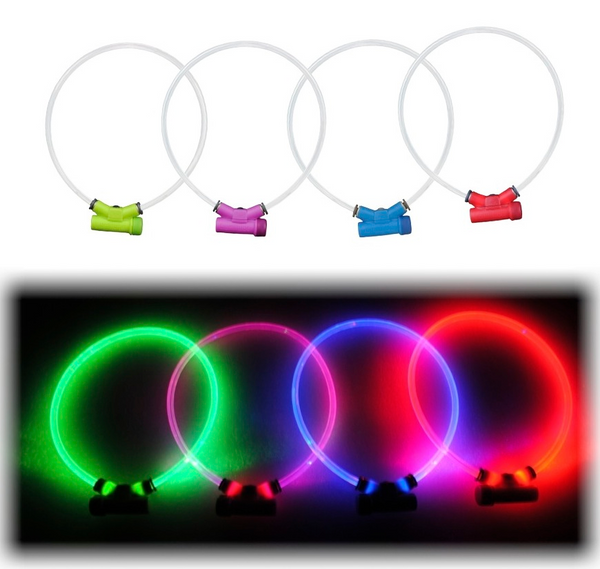 Lumitube Light-up Collar - Doghouse