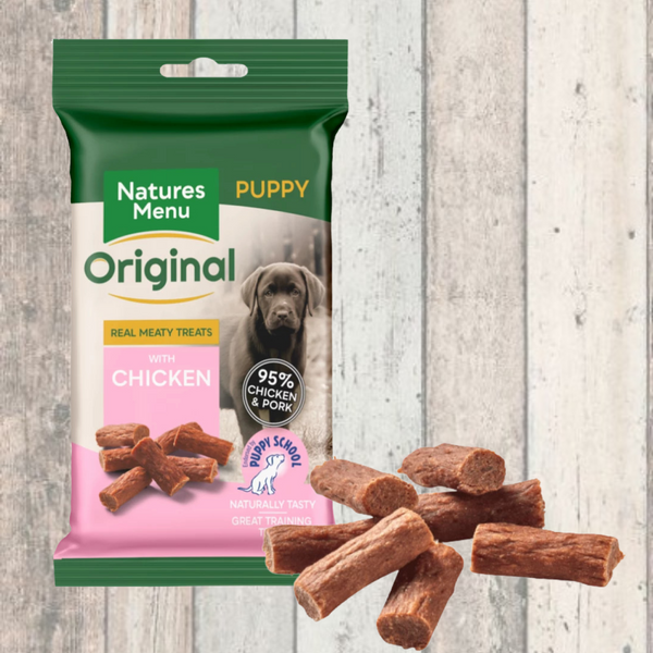 Natures Menu Puppy Treats