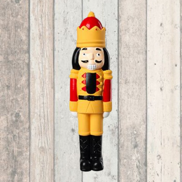 Nutcracker Squeaky Toy - Doghouse