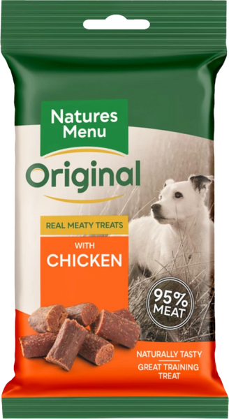 Natures Menu Meaty Snacks