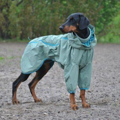 Hurtta Rain Blocker Coat - Doghouse