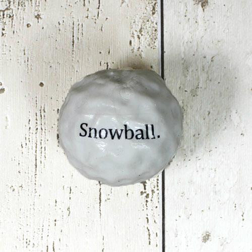 Snowball - Doghouse