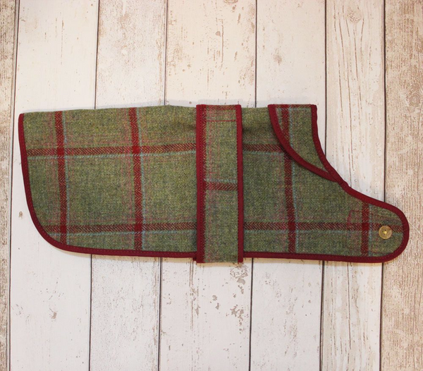 Tweed Dachshund Coat - Doghouse
