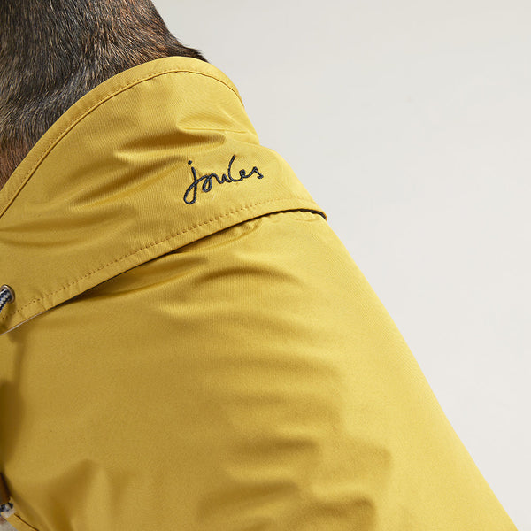 Joules Yellow Dog Raincoat - Doghouse