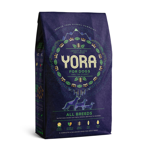 YORA Insect Protein Dog Food - Doghouse