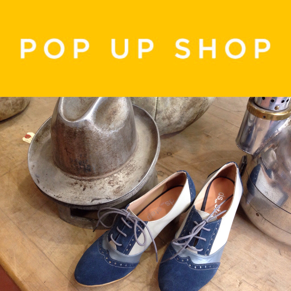 DSign Step's next Pop Up Shop is in Nanton!