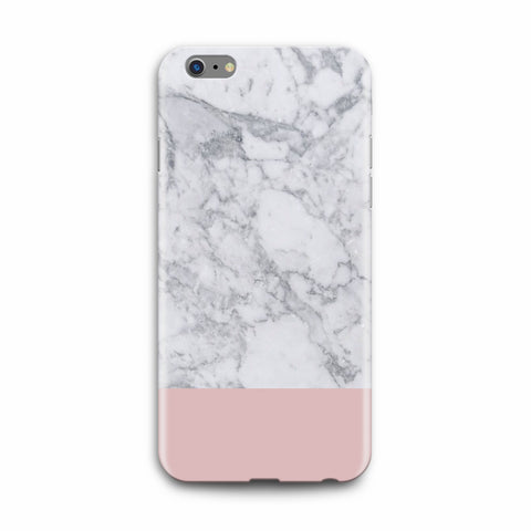Pink White Marble - Squarich