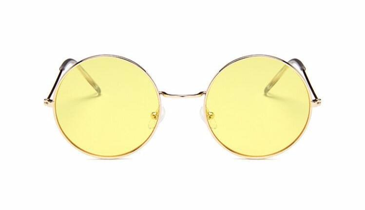 Sphere - YELLOW - Illustré Eyewear