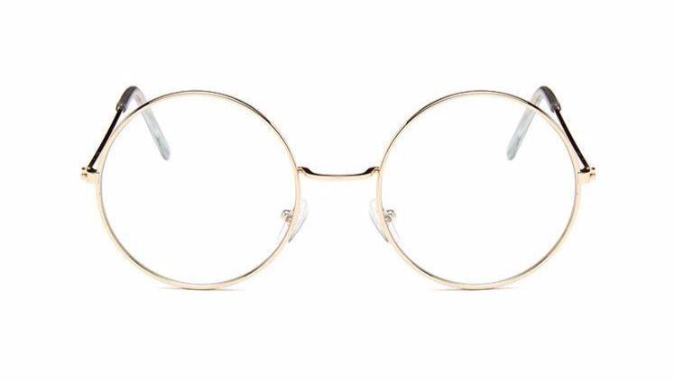 Sphere - CLEAR GOLD - Illustré Eyewear