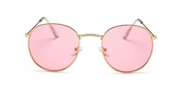 Simple Oval - PINK - Illustré Eyewear