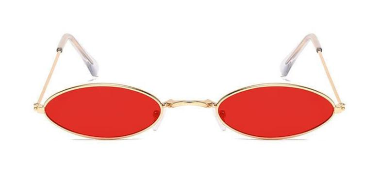 Retro - RED - Illustré Eyewear