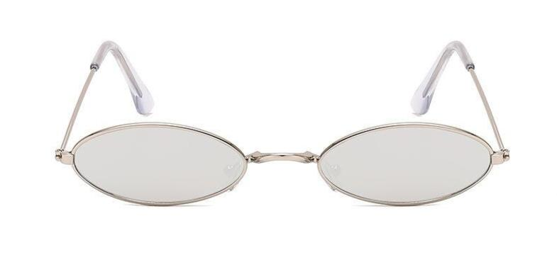 Retro - SILVER - Illustré Eyewear