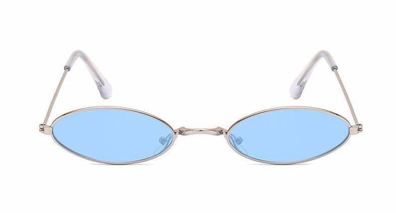 Retro - BLUE - Illustré Eyewear