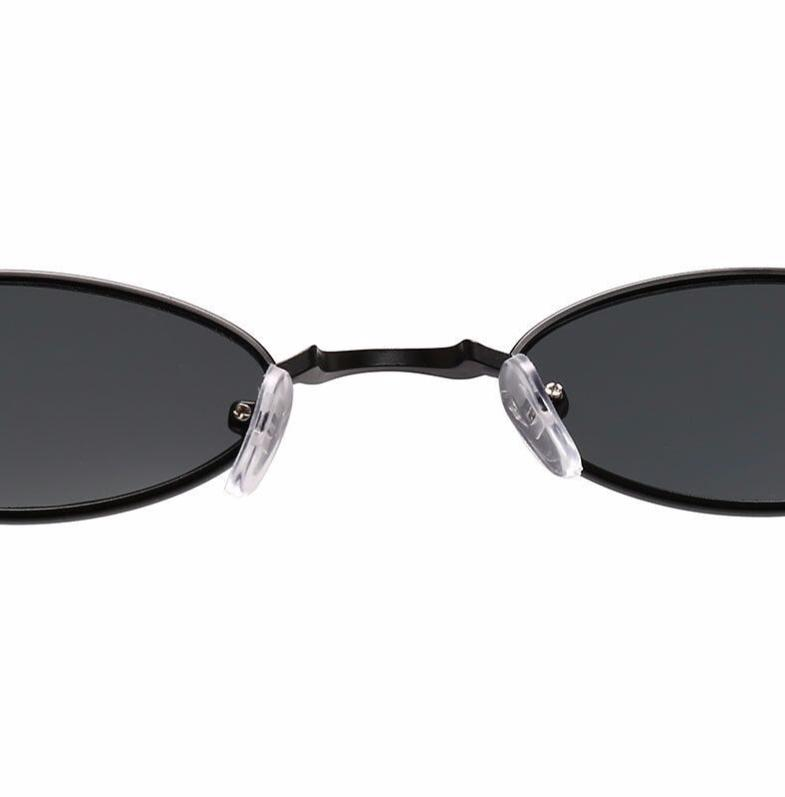 Retro - CLEAR SILVER - Illustré Eyewear
