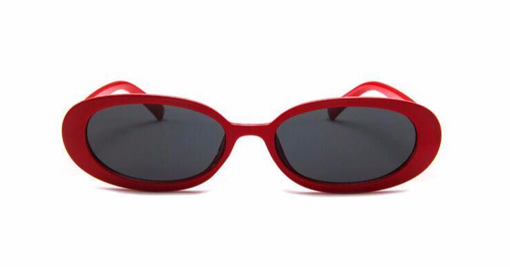 Kurt - RED - Illustré Eyewear