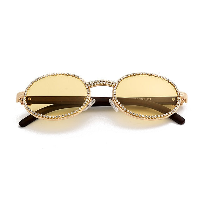 Quavo Basic - YELLOW GOLD - Illustré Eyewear