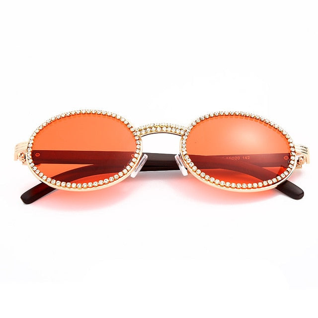 Quavo Basic - RED GOLD - Illustré Eyewear