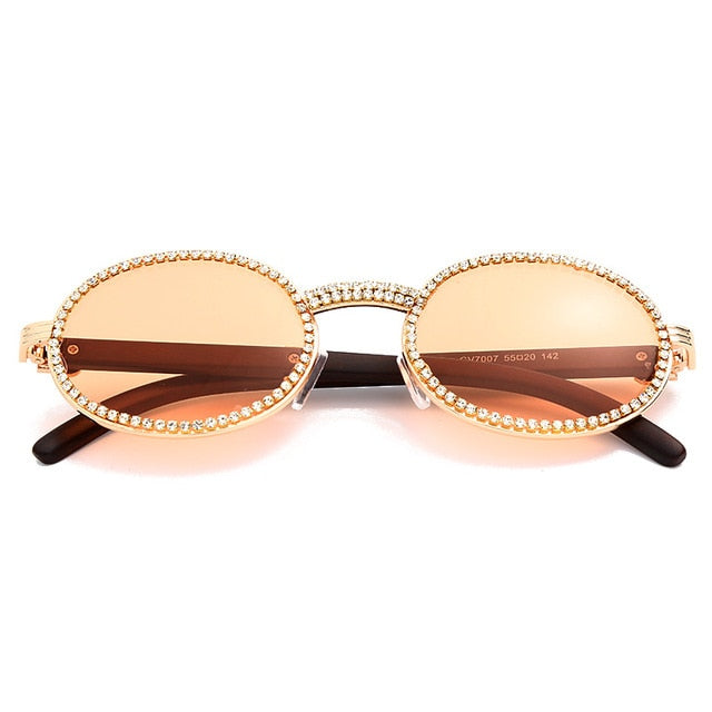 Quavo Basic - ORANGE GOLD - Illustré Eyewear