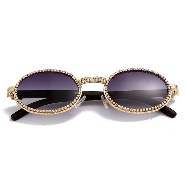 Quavo Basic - SHADOW GOLD - Illustré Eyewear