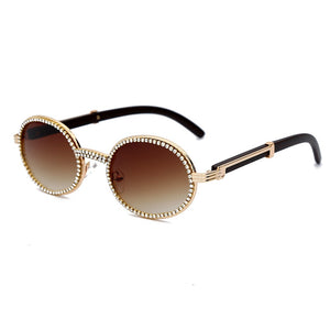 Quavo Basic - BROWN GOLD - Illustré Eyewear