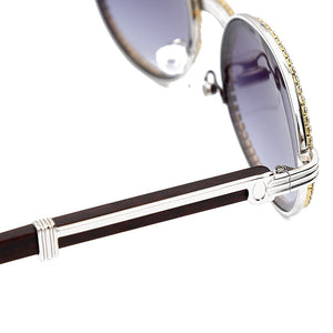 Quavo Basic - SHADOW SILVER - Illustré Eyewear