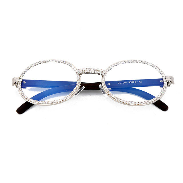 Quavo Basic - CLEAR SILVER - Illustré Eyewear